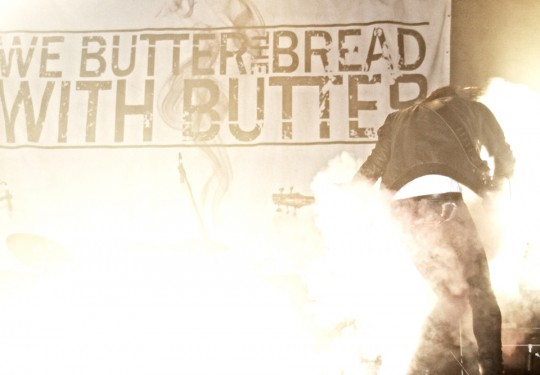 We Butter The Bread We Butter